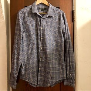 Zara Man slim fit shirt Size L